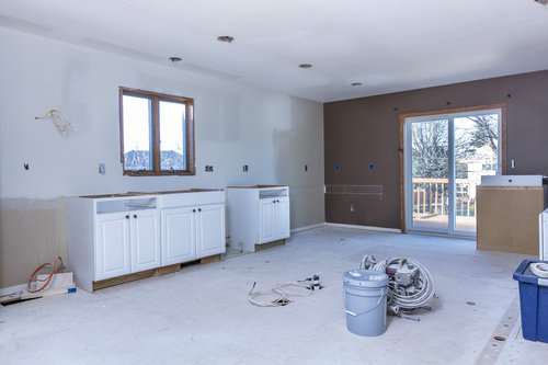 Refinishing your kitchen cabinets can help save you money in Fargo, ND.