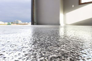 Starting the process of interior and residential concrete coatings in Fargo, ND.