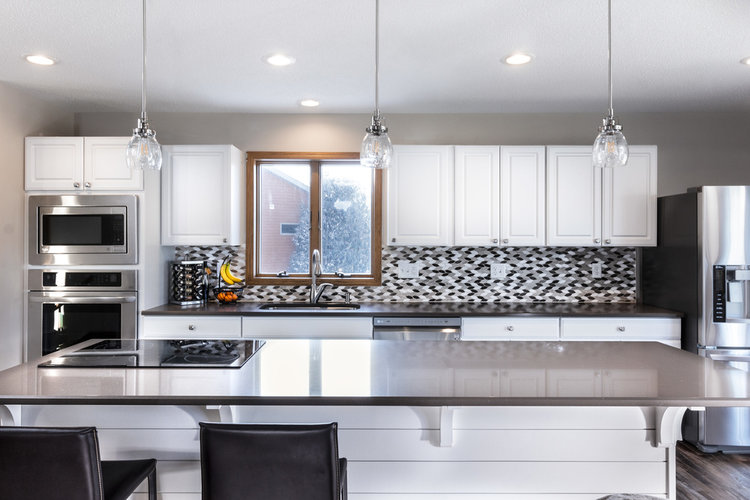 Modernize your kitchen while saving money by refinishing your cabinets in Moorhead, MN.