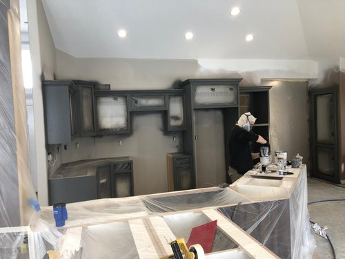 Save money by refinishing cabinets instead of replacing them in Moorhead, MN.