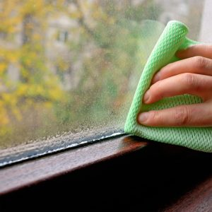Cleaning excessive moisture in your house in Fargo, ND.