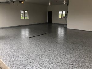Coating your garage in Moorhead, MN will protect the floor surface.